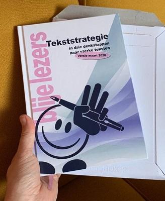 Boek 'Tekststrategie' als inspiratiebron